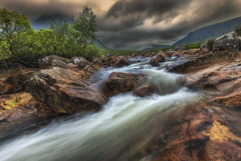 Highland Mood - The Light Captured