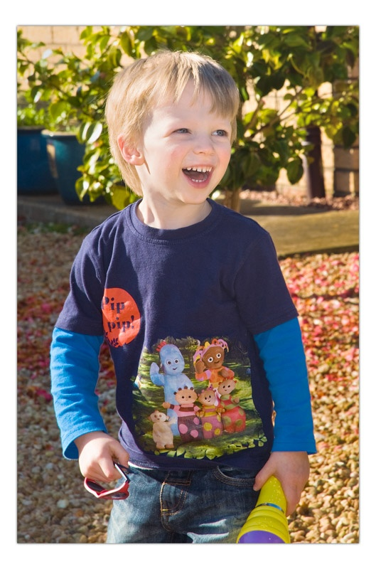 In Papas garden - Portraits, Pets and Events