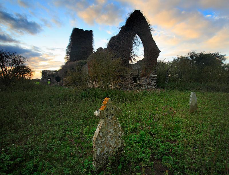 St Felix. - Ruins