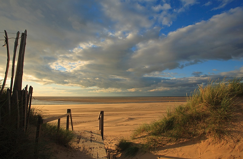 Stepping Out - Brancaster