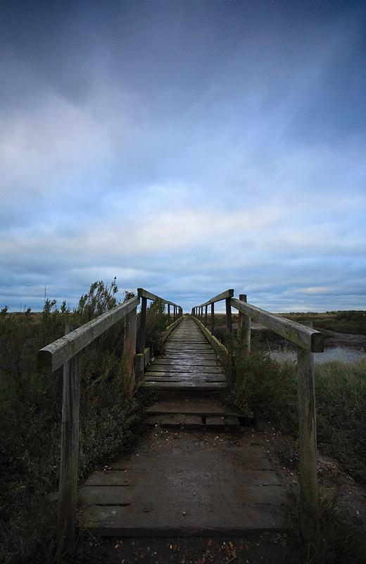Marsh Bridge - Morston