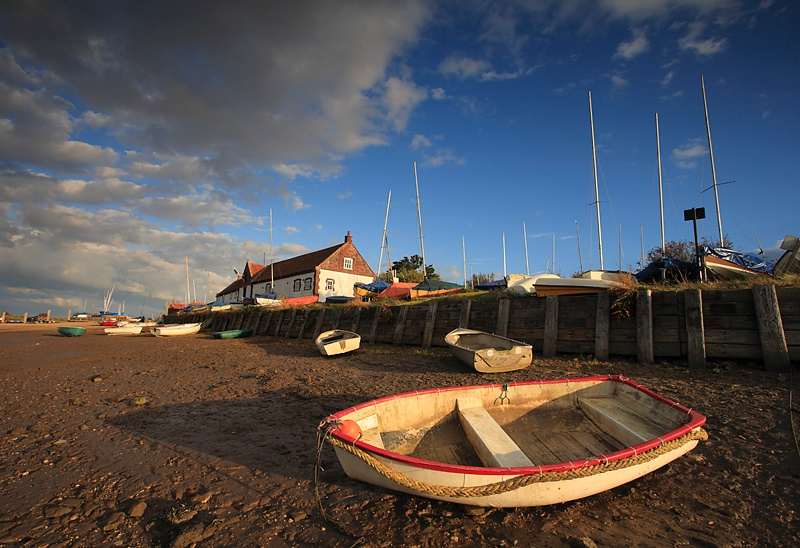 The Chandlery - Burnham Overy