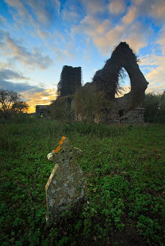 St Felix at Babingly. - Ruins