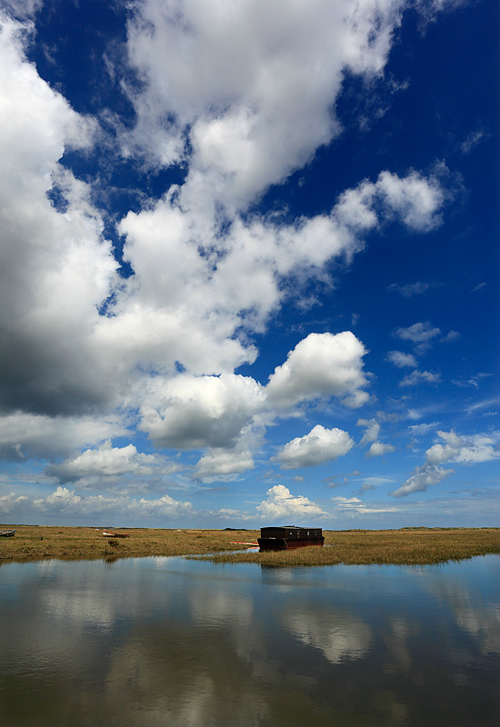 Summer Sky at Deepdale - Burnham Deepdale