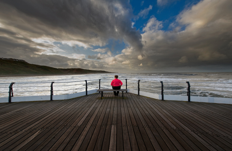 Pink Lady - Saltburn By The Sea