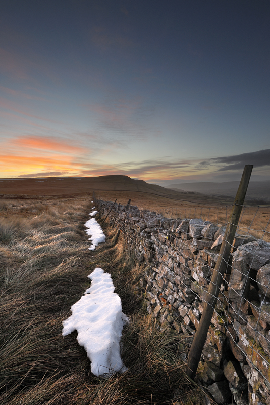 Sunrise 1 - Askrigg Common - Yorkshire Dales