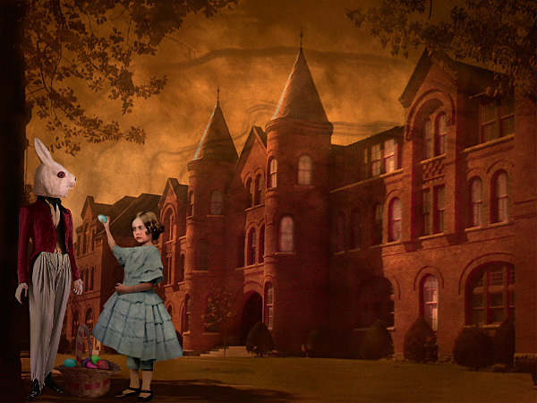 - THROUGH THE GARDEN OF CHILDHOOD
