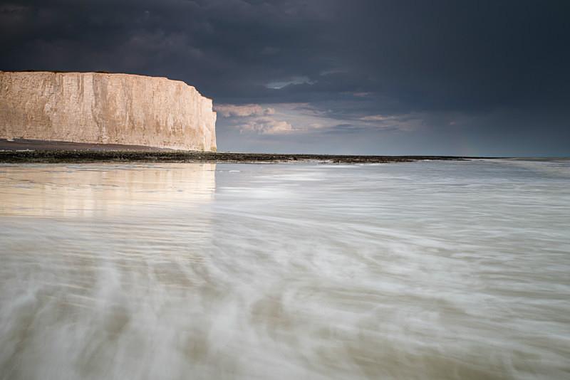 Billing Gap white cliffs, Sussex