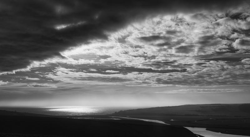 Journey's End - Black & White