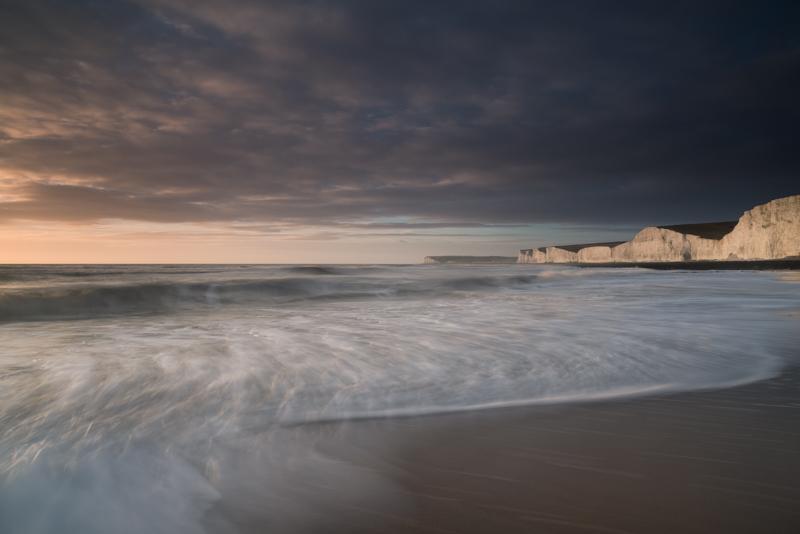 Wave - Shoreline
