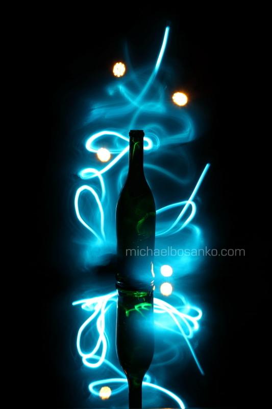 light graffiti, light art, michael bosanko