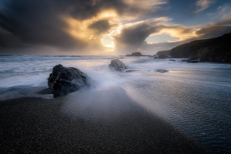 Long Strand 7 - Seascapes Ireland