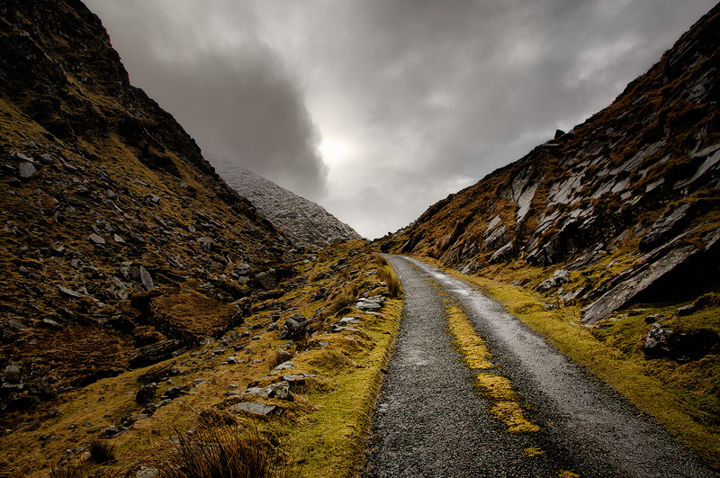 Ballaghbeama Gap - Landscape Ireland