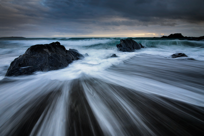 Long Strand 5 - Seascapes Ireland