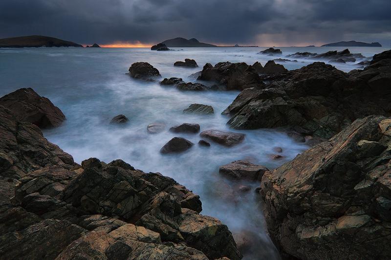 Blasket Islands2 - Seascapes Ireland