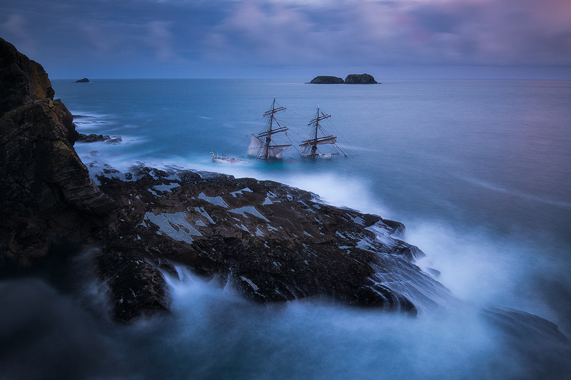 Astrid 2 - Seascapes Ireland