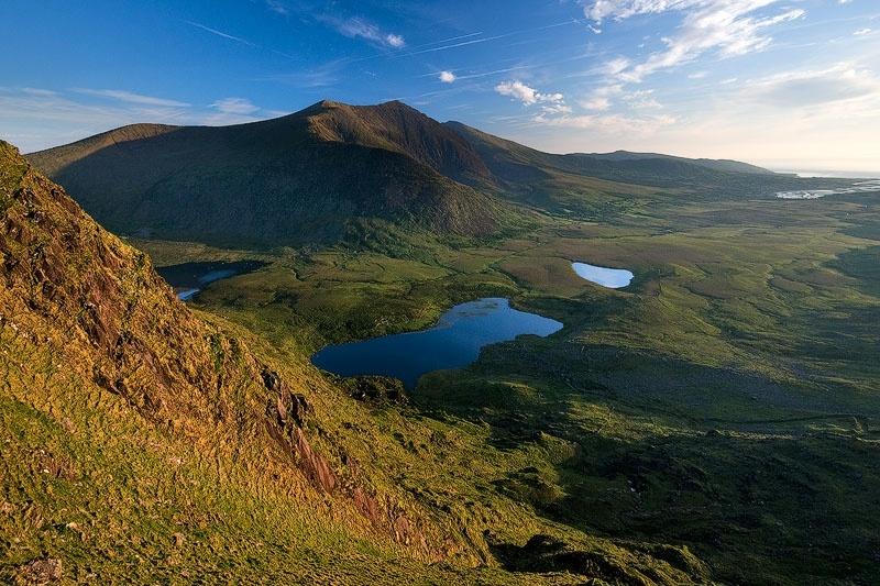 Conor Pass - Landscape Ireland