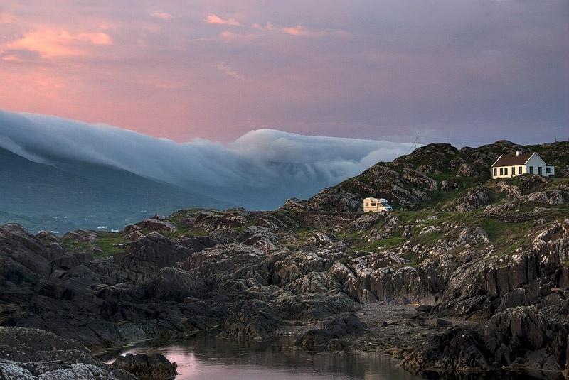 Caherdaniel - Landscape Ireland