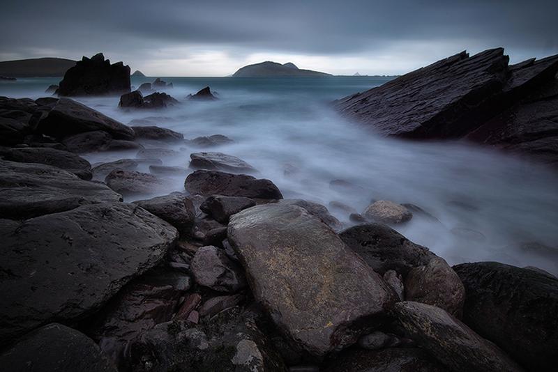 Blasket Islands 4 - Seascapes Ireland