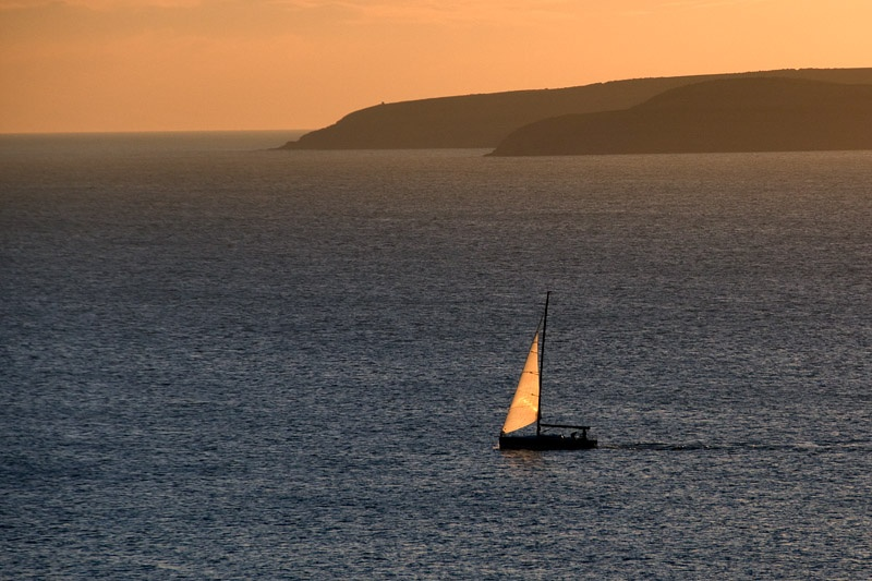 Sail Away - Seascapes Ireland