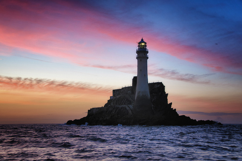 Fastnet Lighthouse 2 - Seascapes Ireland