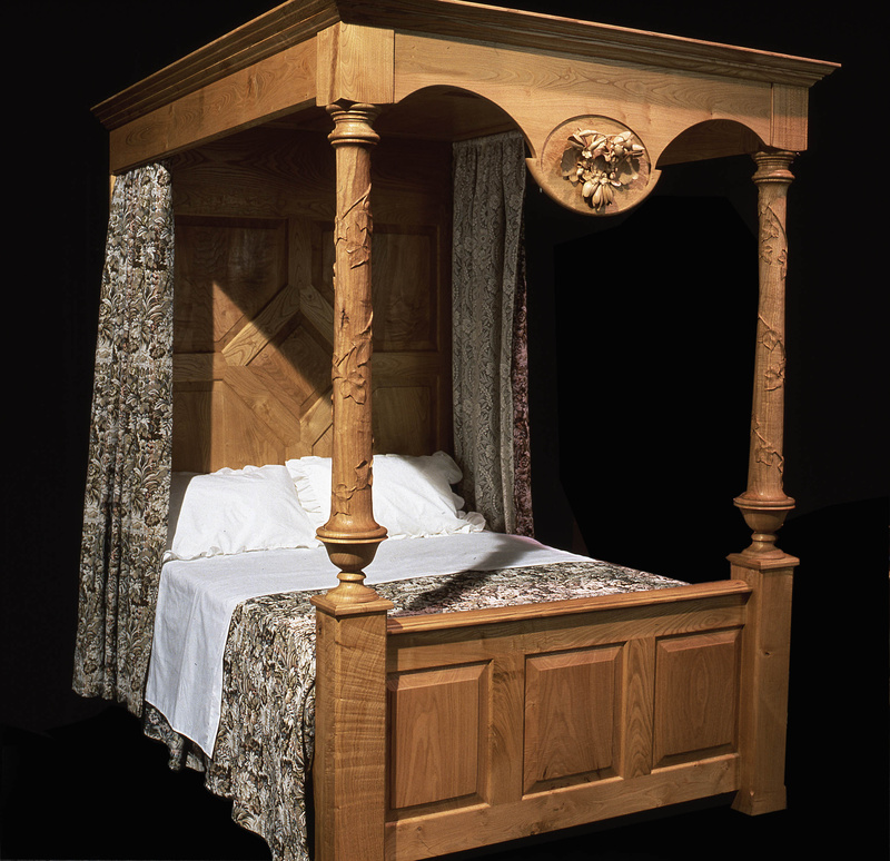 Tester beds bespoke bedroom furniture four