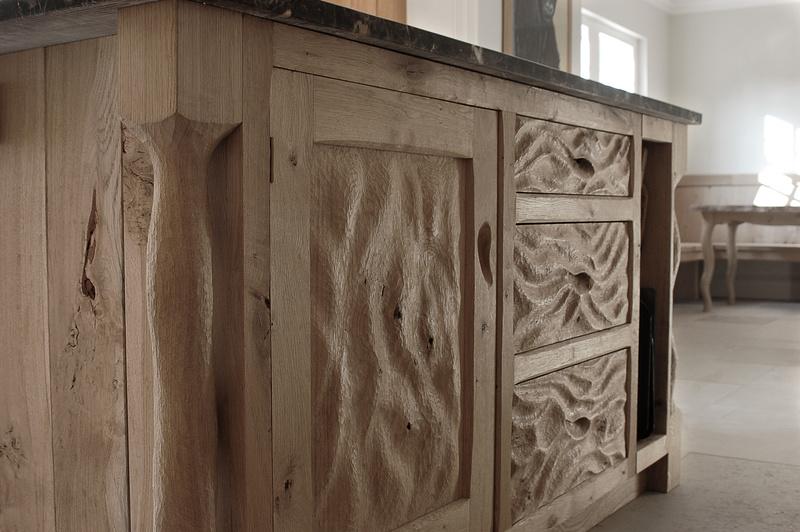 Alternative Bespoke Kitchens Asymmetric Bespoke Designs Free Standing Kitchens