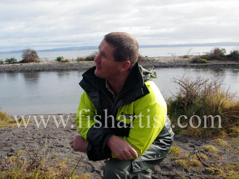 Didymo Dave. - Fishermen of Taupo.