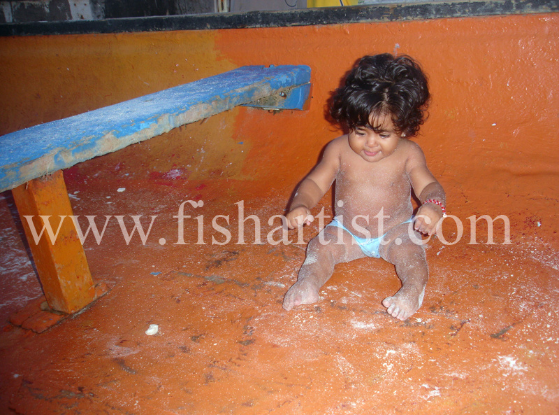 Fishermans Child. - Eyes of a Fisherman.