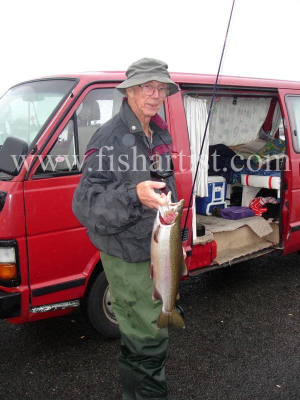 Peter. - Fishermen of Taupo.