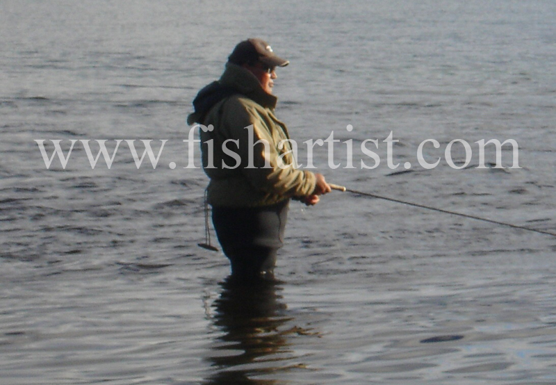 Tom. - Fishermen of Taupo.