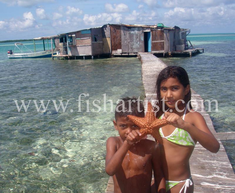 Starfish Children. - Eyes of a Fisherman.