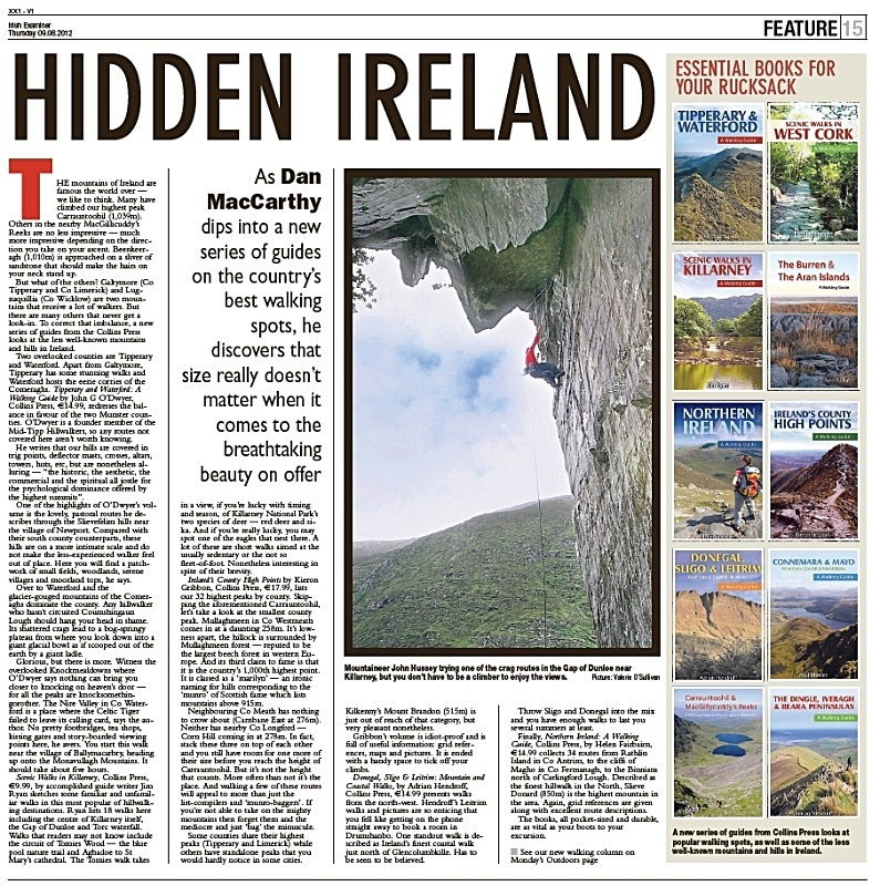 Adrian Hendroff Irish Examiner Hidden Ireland