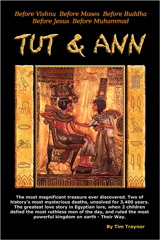 Tut & Ann - 1. Tut & Ann - AMAZON BEST SELLER