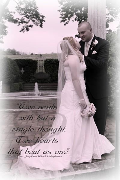 - The Bride & Groom