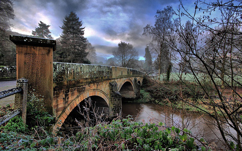 Egton Bridge - This is England - Countryside, Cities, Towns and Villages