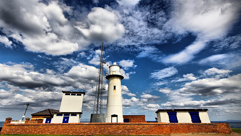 The Heugh Lighthouse - The Hartlepool Collection