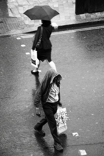 I Wish I Had An Umbrella - Rain n' Brollies
