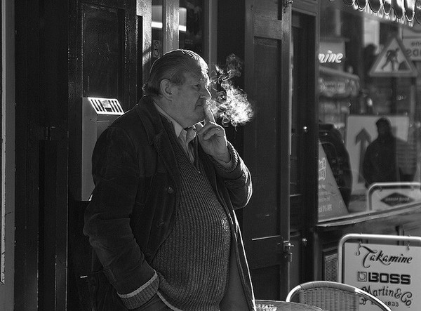 - No Smoking Please