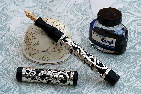 Ink guzzler. - The Great Exhibition Pen...