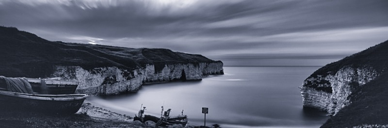 Smugglers Cove, Flamborough North Landing Yorkshire - East Yorkshire