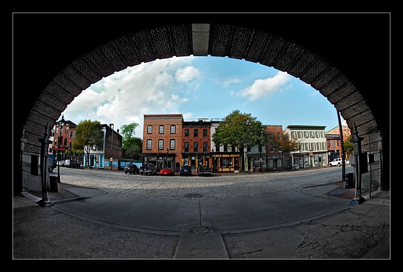 Fisheye Shops - Architecture & Buildings