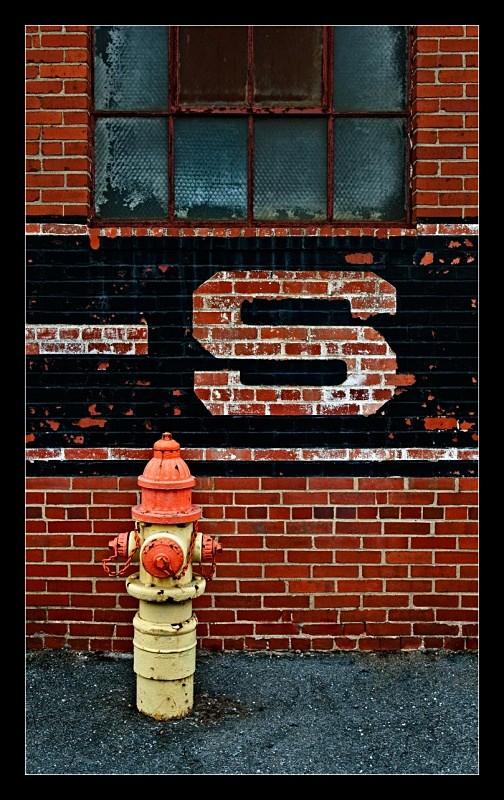 Factory Fireplug - Building Elements