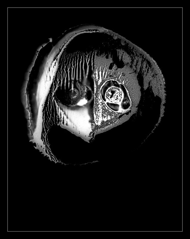 Mask - Cliché Verre Images