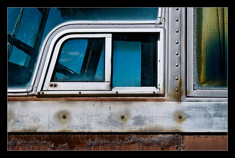 Driver's Sliding Window - Vehicles