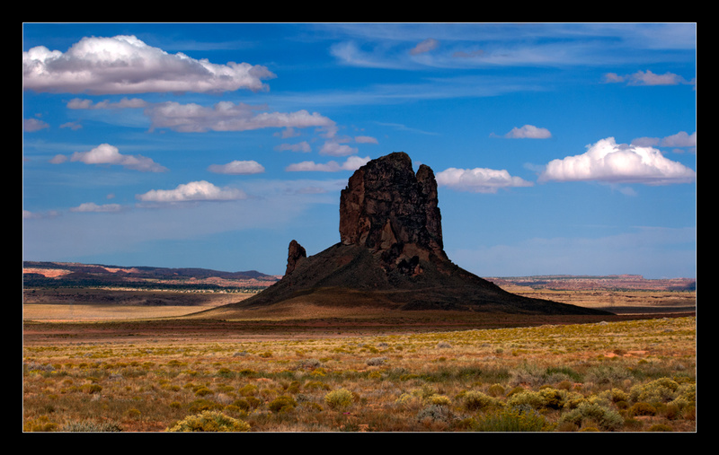 Shadow Butte - Landscapes