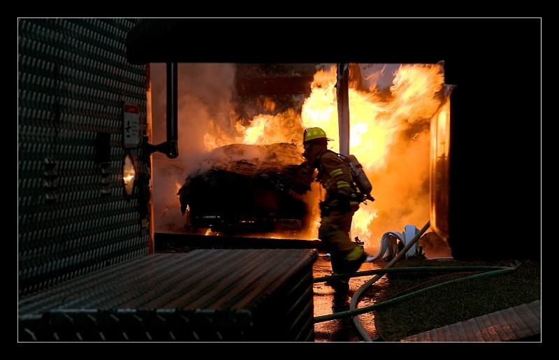 Fiery Opening - Fire!
