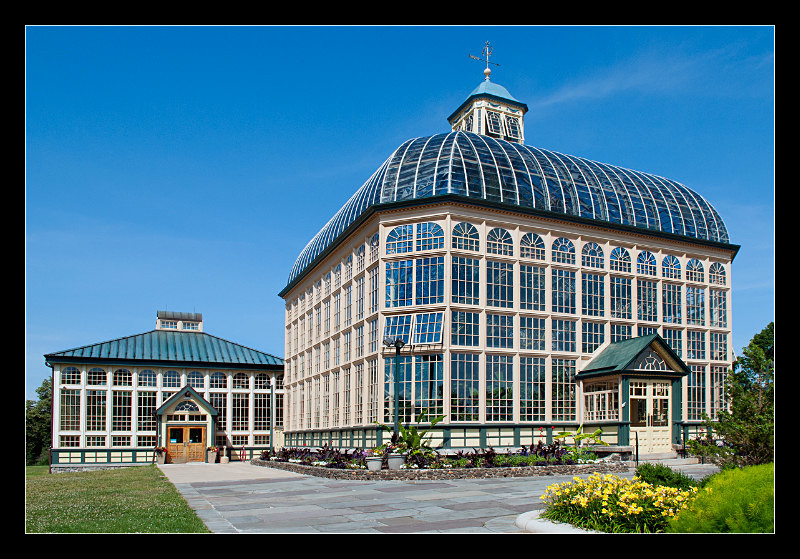 Conservatory - Architecture & Buildings