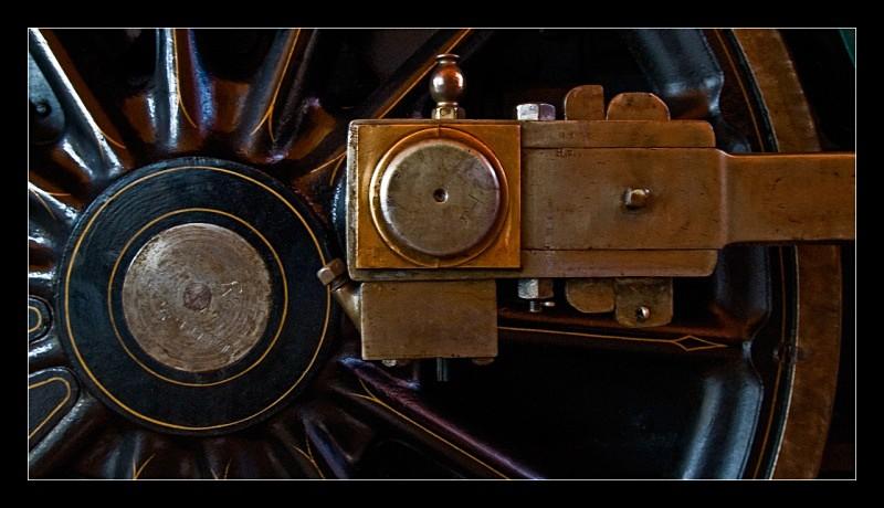Rod and Hub - Railroad