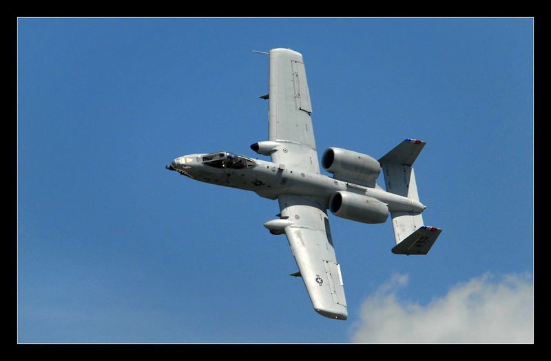 A-10 Warthog - Aircraft